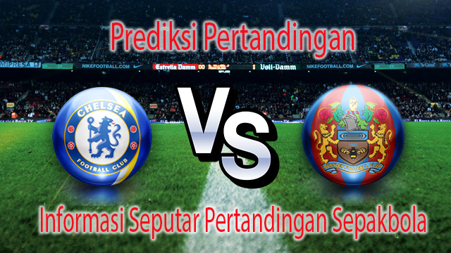 Perkiraan Chelsea vs Burnley
