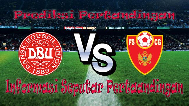 Sbobet Asia Denmark vs Montenegro