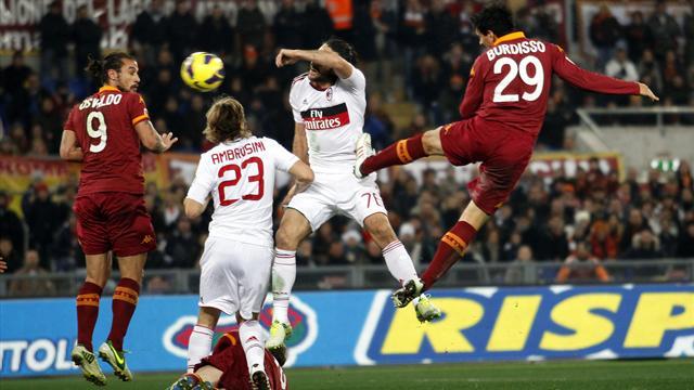 Prediksi Skor Roma vs AC Milan