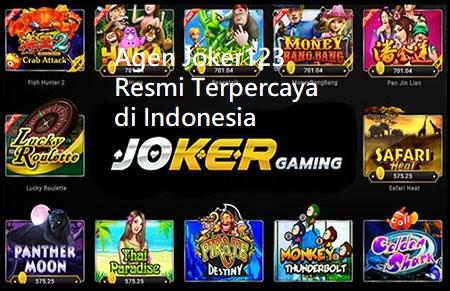 Agen Joker123 Resmi Terpercaya di Indonesia