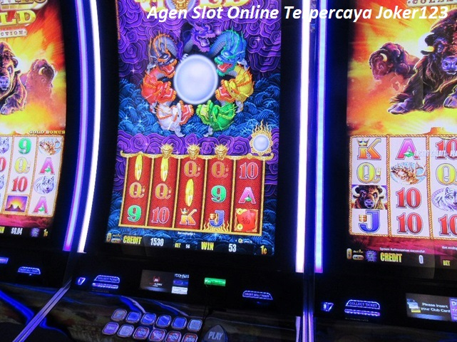 Agen Slot Online Terpercaya Joker123