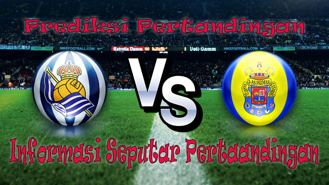 Perkiraan Real Sociedad vs Las Palmas