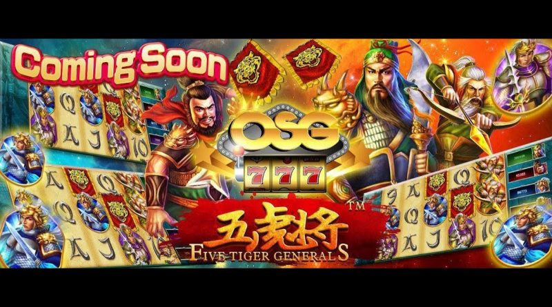 Game OSG777 Android
