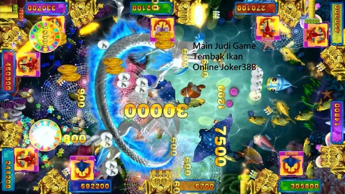 Main Judi Game Tembak Ikan Online Joker388