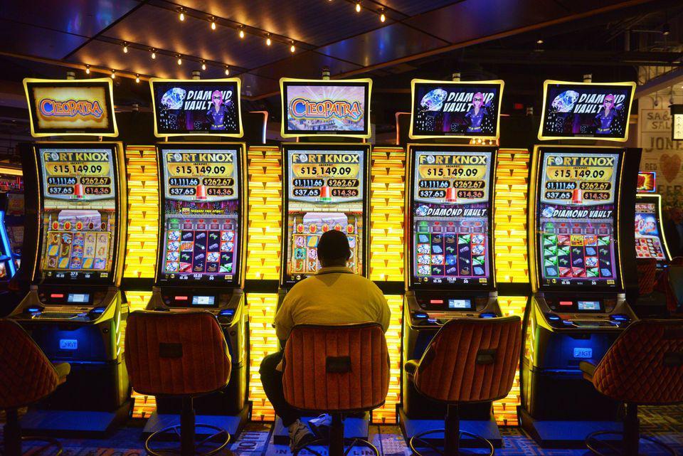 Website Judi casino online