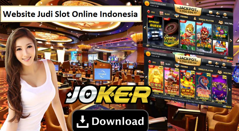 Daftar Judi Slot Online Indonesia